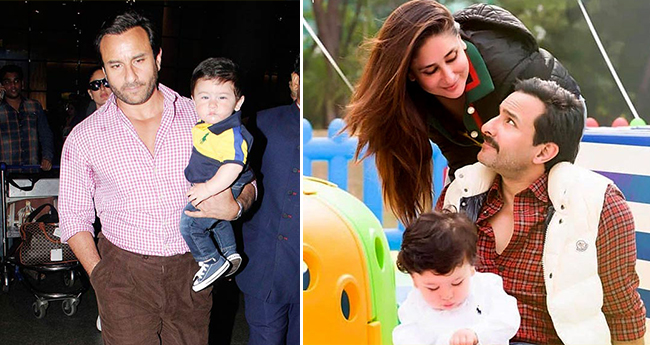 Saif talks about raising Taimur: we hope he's going to grow up fine & we're alert
