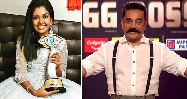 Know more about Bigg Boss Tamil 2 champion Riythvika; celebs congratulate her