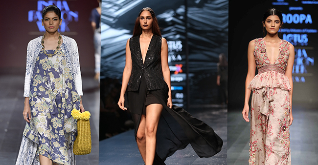 All hit looks from the Love Birds Fashion week is here to make you ready for next spring-summer