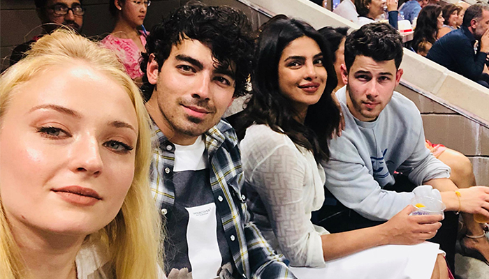 Sophie Turner super excited about Nick and Priyanka getting married before her and Joe