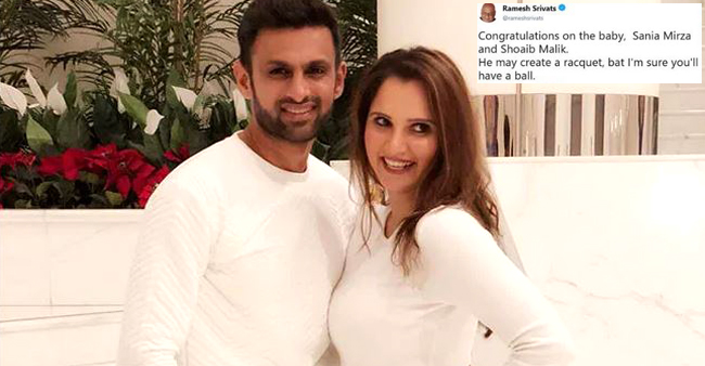 Twitterati Eager to Know that Which Country and Sport Baby Mirza Malik Will Choose to Play