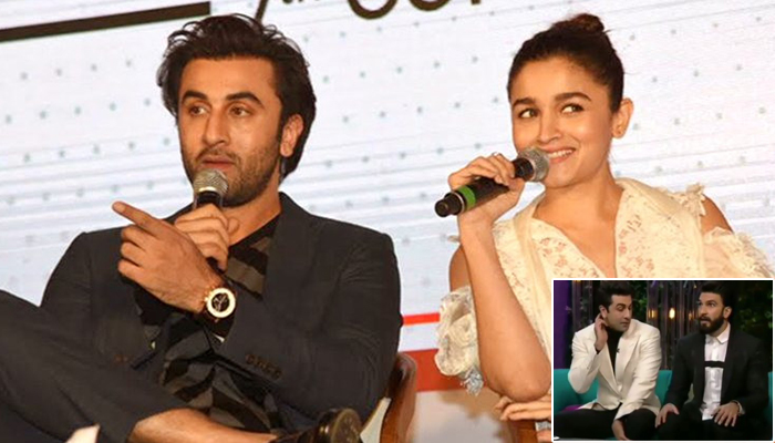 Ranbir Kapoor perfectly impersonates Alia Bhatt and we can't stop going LOL