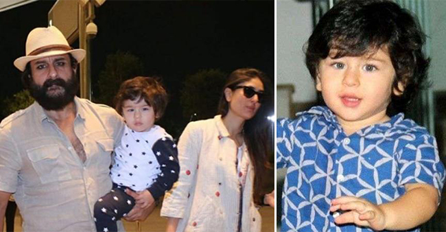 Kareena and Saif React to Paparazzi and their Following for Son Taimur