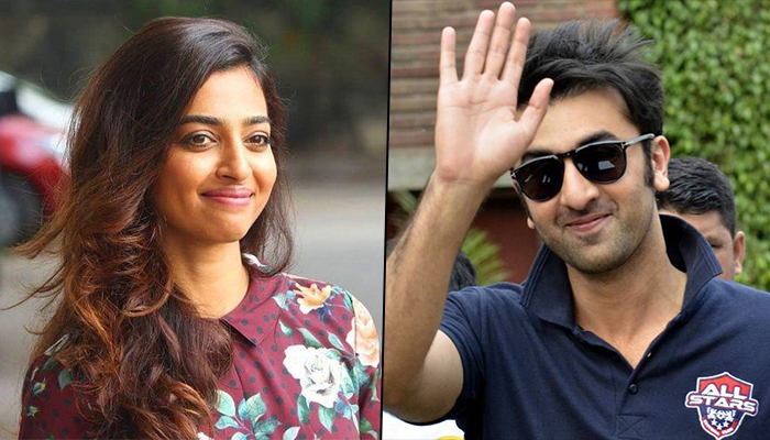 Radhika Apte swapped her seat for Ranbir Kapoor and what happened next was amazing