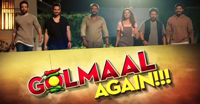 As Golmaal Again Completes A Year, Rohit Shetty Shares A Heartwarming Video