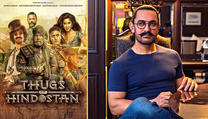Aamir Khan Is Quite Worried After The Viewers Criticized Thugs Of Hindostan VFX