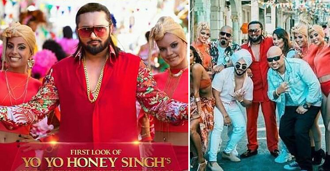 Yo Yo Honey Singh Is Making A Comeback With Biggest Single Music Video After 4 Years