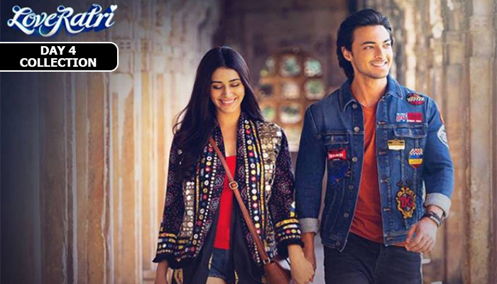 Loveyatri collection: Aayush and Warina's film is steady at the box-office
