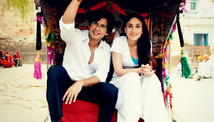Shahid Kapoor: Nobody wanted to see me and Kareena together hence Jab Wet met didn't perform that well