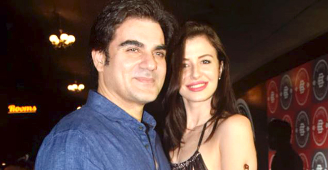 Arbaaz Khan opens on his relation with Giorgia, says things will happen with the right time