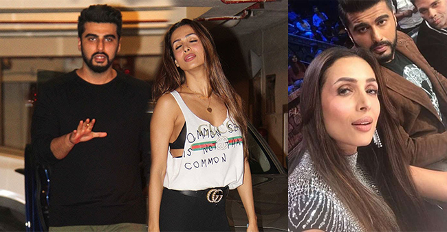 These pictures confirm Malaika Arora and Arjun Kapoor are very much together