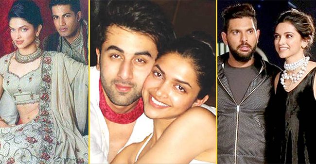 Before Finally Ready To Settle Down With Ranveer, Deepika Had A Long List Of Men In Her Life