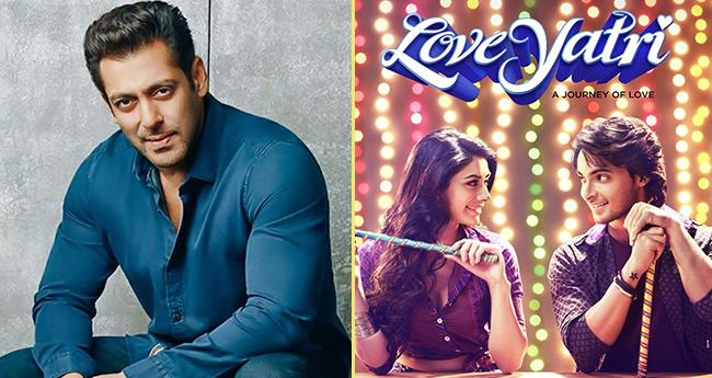 Salman Khan To Have A Promotional Song For Aayush And Warina Starrer Love Yatri