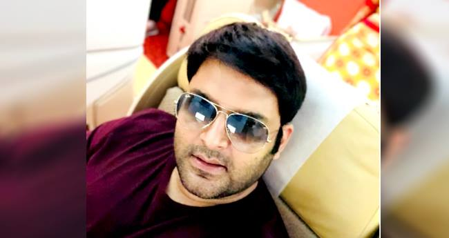 Kapil Sharma's Shares A Happy Picture, Quipped About Gaining Weight With Punjabi Food