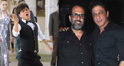 Aanand L Rai is all praises for SRK who plays a midget role in his directorial movie Zero