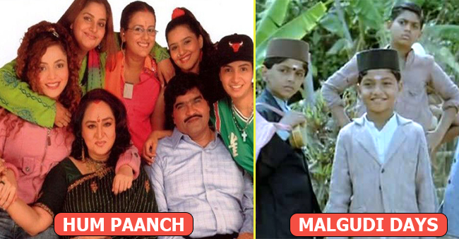 Ditch Today's Daily Soaps And Watch Superhit TV Shows From The Past
