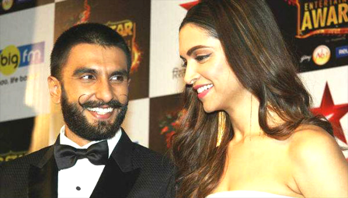 Deepika Padukone gets candid about Ranveer Singh, is all praises for him
