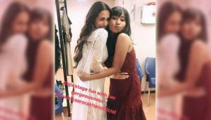 Ankita Konwar's Trendy Cruise Images With Malaika Is A Stylish One
