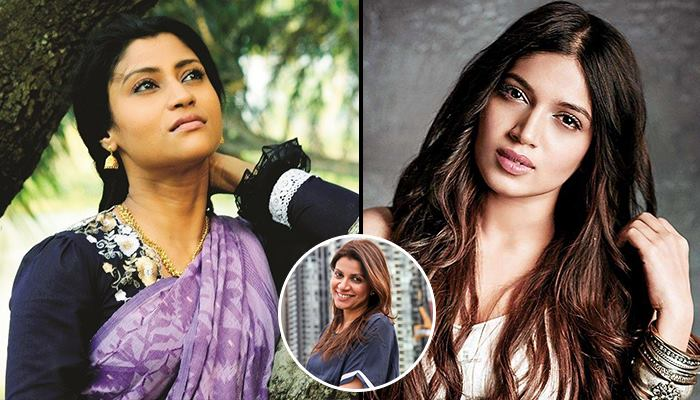 Bhumi Pednekar and Konkona Sensharma to share the screen in Alankrita Shrivastava's next venture