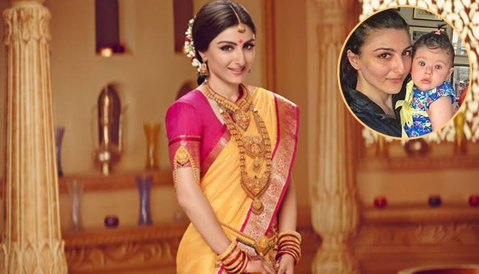 Soha Ali Khan on Motherhood: All love begins and ends there with the feeling of being a mother