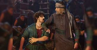 Aamir And Big B To Shake Legs On The Song Vashmalle In Thugs Of Hindostan