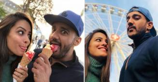 Anita And Rohit's Swiss Vacay Pics Will Make You Pack Your Bags Right Away