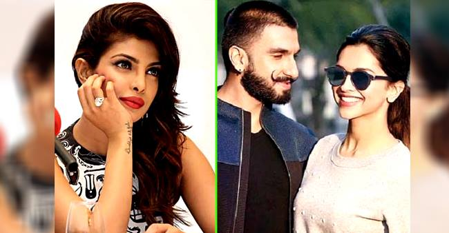 Priyanka Chopra Says kudos to DeepVeer, Have a Glance of Her Comment on the Wedding Card