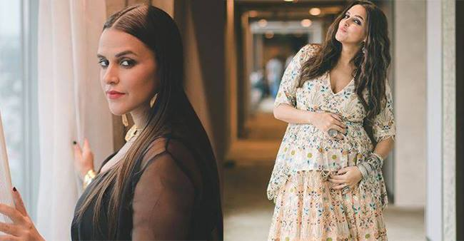 Neha Dhupia Talks About Her Baby, Says It Doesn't Matter If It Is A Girl Or A Boy