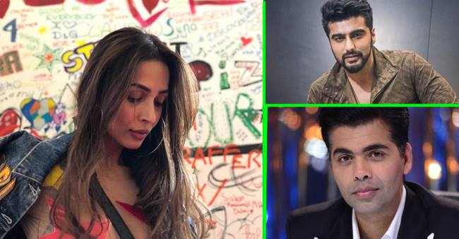 Karan Asks Malaika If She Went On Her Birthday Trip Alone, Her Reply Leaves Us With Many Questions