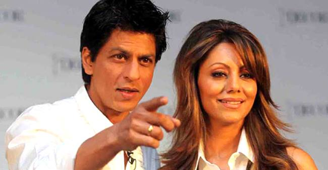 SRK asks his wife Gauri to design his office, her reply was super hilarious