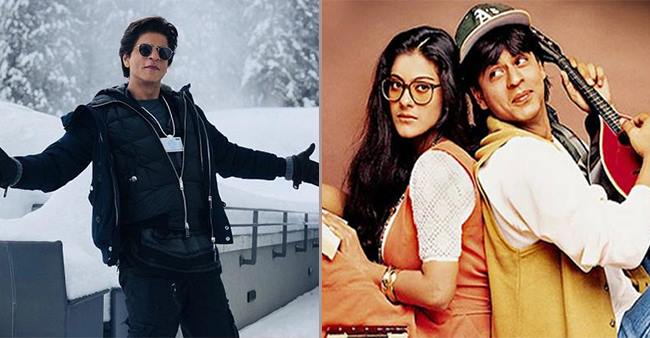 SRK Gets Nostalgic As DDLJ Turns 23, Shares His Emotions On Twitter With A Beautiful Post
