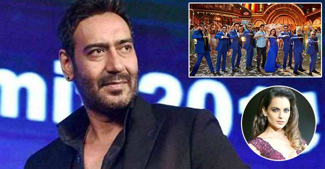 Ajay Devgn postpones Total Dhamaal's release, the film will clash with Kangana's Film