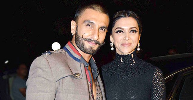 Deepika and Ranveer to reportedly have a color co-ordinated theme for their wedding