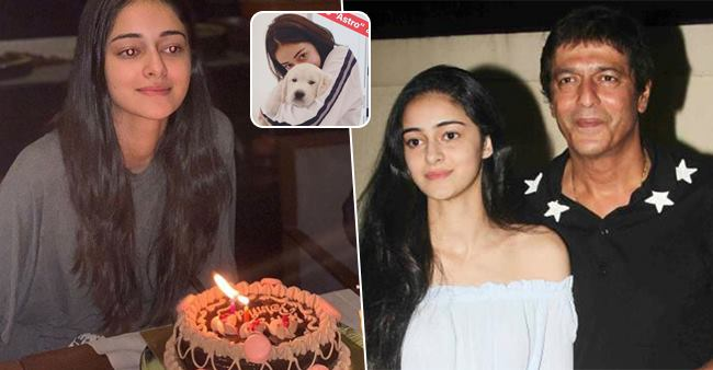 Prior a day to Her Birthday, Ananya Pandey got an Adorable gift by Her Parents