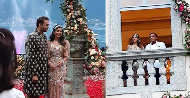 The Amabnis To Host A Lavish Wedding For Isha And Anand Parimal On December 12