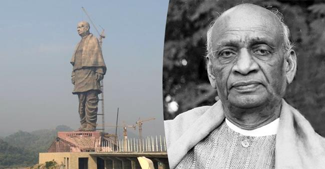 Sardar Vallabhbhai Patel 143rd birth anniversary: Great Facts About The Statue Of Unity That Is 182 Meters Tall
