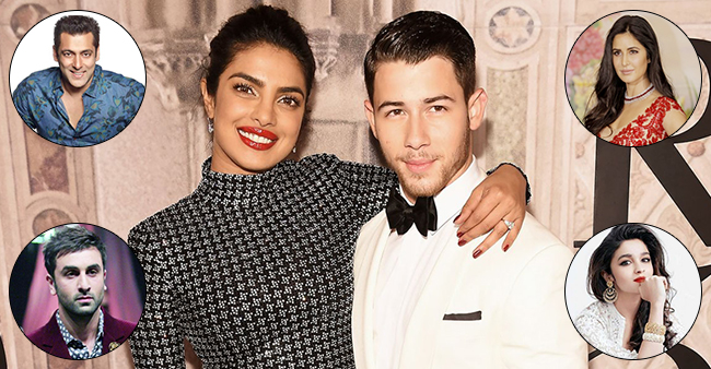 Reportedly, Priyanka Is Planning To Invite A Few Friends From Bollywood for Her Wedding