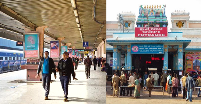 Jodhpur Railway Station Bags The First Rank In The Cleanest Railway Stations