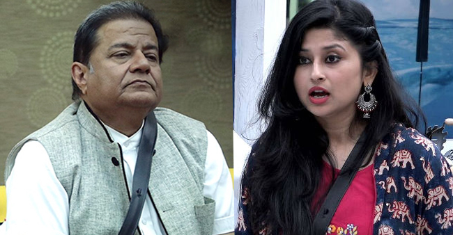 BB12: Anup Jalota and Saba Khan's double elemination leaves fans surprised
