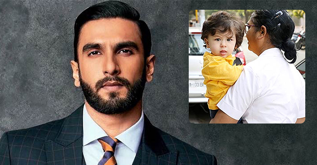 Ranveer Singh Confesses On KWK 6 That He Wants To Be Taimur Ali Khan's Father