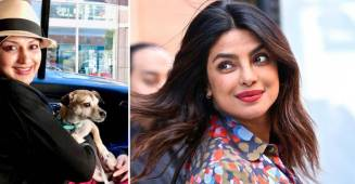 Sonali Bendre Loved Her Time With Priyanka Chopra's Pet Diana, Shares Picture On Instagram
