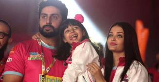 Aishwarya Rai Says, Its Good That Aaradhya Is So Comfortable With The Paparazzi Now