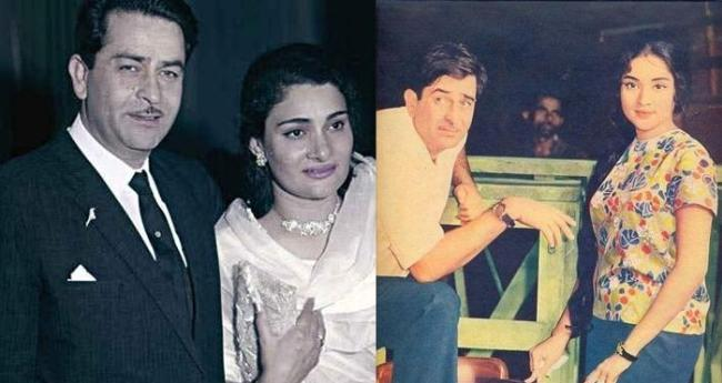 Krishna left Raj Kapoor's house because of his love relationship with Vyjayanthimala