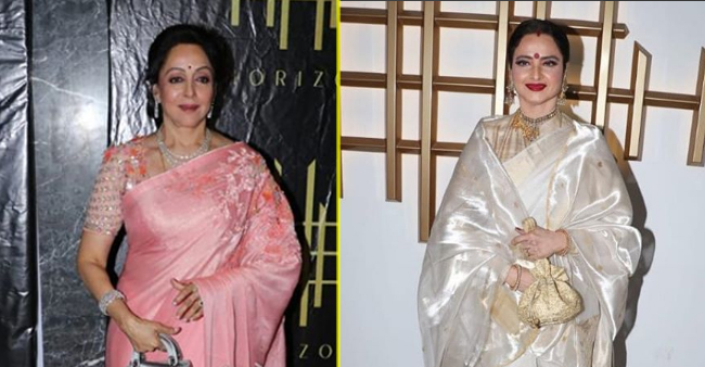 Dream Girl Hema Malini Celebrated Her 70th Birthday With The Loved Ones