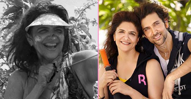 Hrithik Roshan shares a Beautiful Message for Mother Pinkie on her 65th Birthday