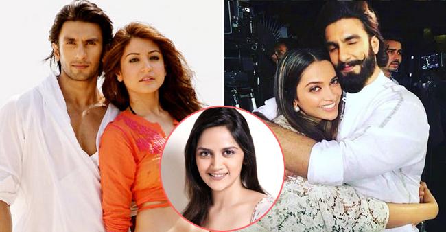 Ranveer Singh former list of girlfriends before Deepika Padukone is pretty amusing