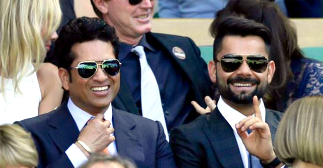 Virat Kohli Will Soon Break The Record Of Master Blaster Sachin In The Upcoming ODI Series