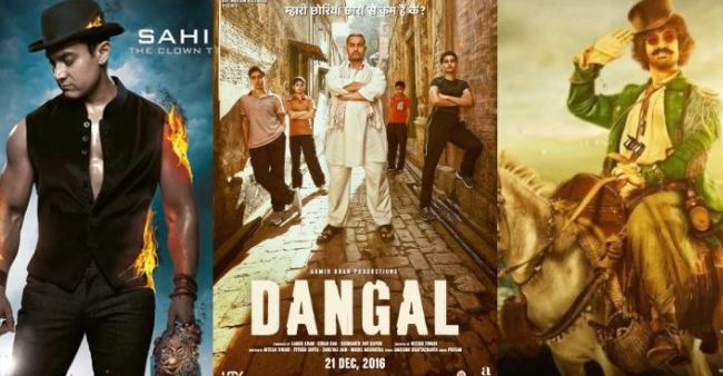 A List Of Films Of Aamir Khan Which Had Highest Opening Day Collection