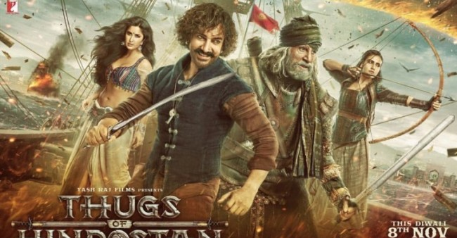 Thugs Of Hindostan Box-Office Collection: Aamir-Big B Starrer Enters The 100 Crore Clubs Within 3 Days