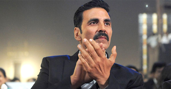 Akshay Kumar to be seen in India's first space film Mission Mangal, will soon start shooting